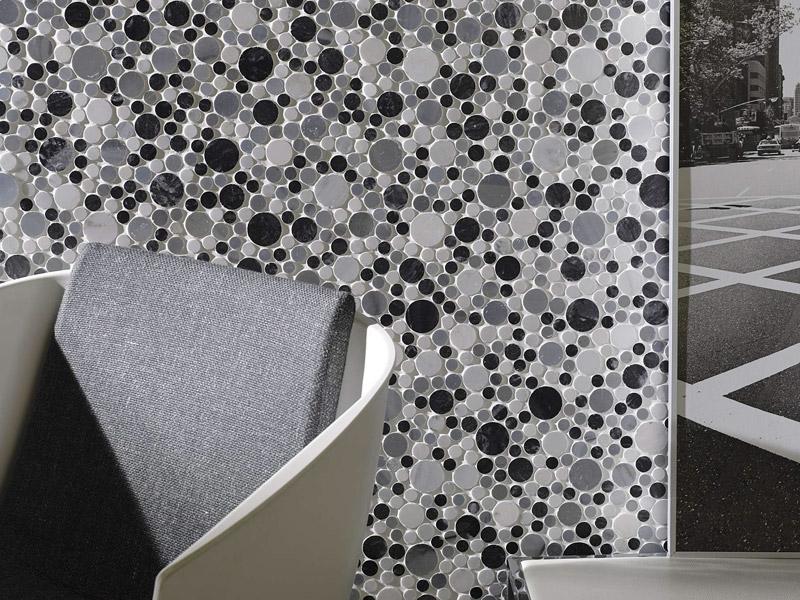 Mozaika Moon Mix Greys