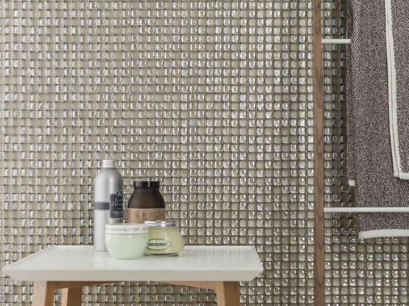 Mozaika Dados Pearl Cream
