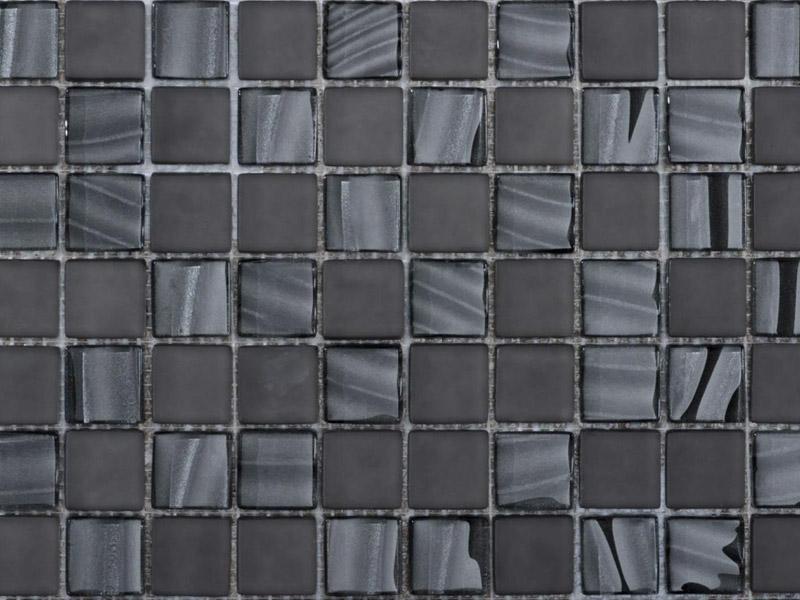 Mozaika Armour Black