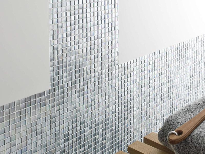 Mozaika Arabia Silver