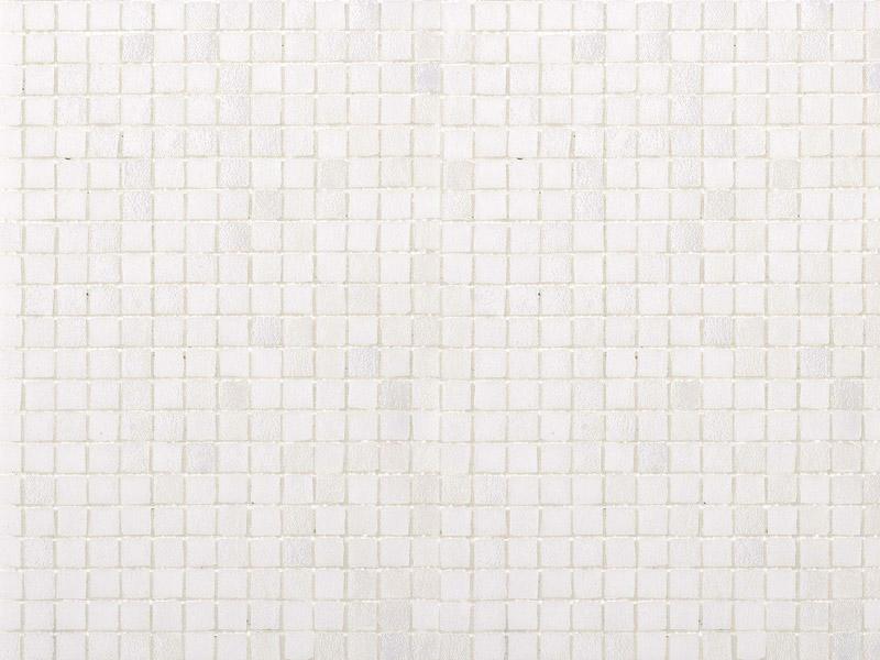 Mozaika Mini Iris White Pearl