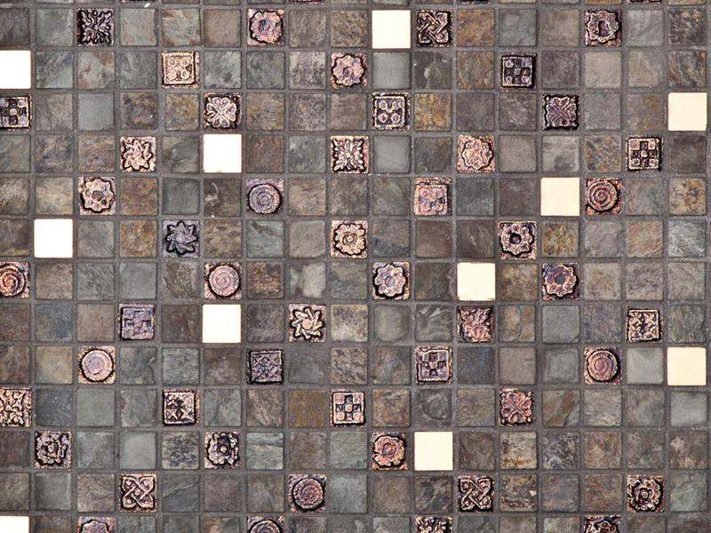 Mozaika Imperia Nepal Bronze