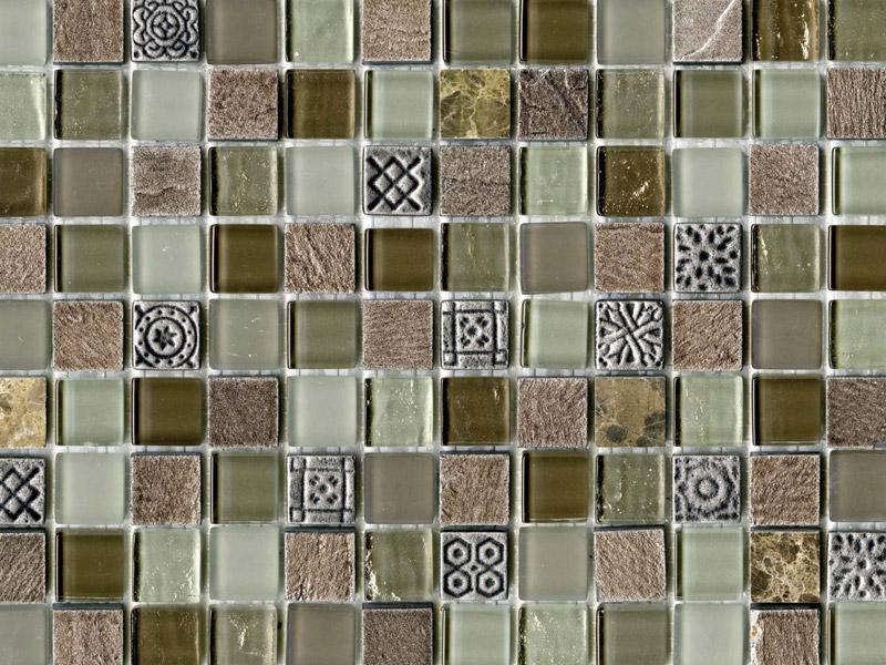 Mozaika Tecno Glass Country