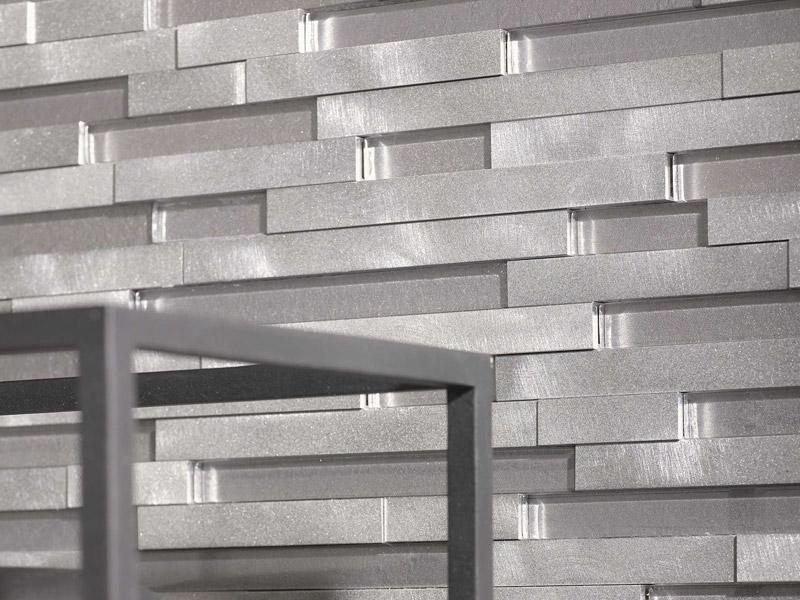 Mozaika Fusion Brick 3D Steel