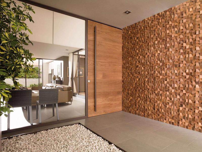Wood Feel Mosaics