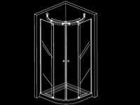 Sprchová zástěna Vitra 6